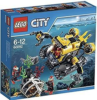 LEGO City 60092 - Tiefsee-U-Boot (B00SDTZ09G) | Amazon price tracker / tracking, Amazon price history charts, Amazon price watches, Amazon price drop alerts