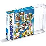 Link-e : 10 X Estuche de plástico para Nintendo Gameboy, Color, Advance (GB, GBC, GBA)