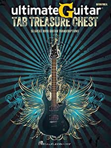 Ultimate Guitar Tab Treasure Chest. Für Gitarrentabulatur, Gitarre