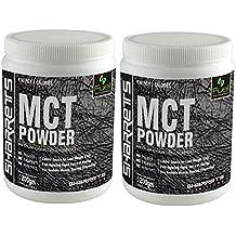 Sharrets Nutritions - Mct Powder ( Medium Chain Triglycerides) 2 X 200G