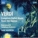 Verdi: Complete Ballet Music from the Operas by Bournemouth Symphony Orchestra (2012) Audio CD