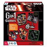 Ravensburger Star Wars Episode 7, 6 In 1 Games by Ravensburger