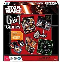 Ravensburger 22482 Star Wars 6-in-1 Game