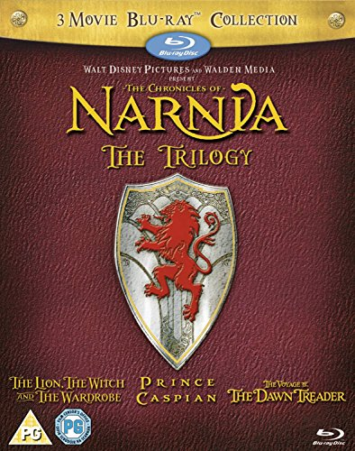 Chronicles of Narnia Trilogy [Blu-ray] [UK Import]