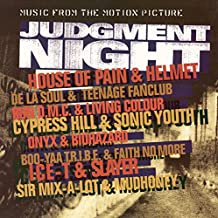 Judgment Night [Vinyl LP]