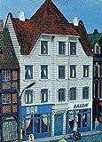Spur H0 -- Bausatz Haus mit Bar & Salon