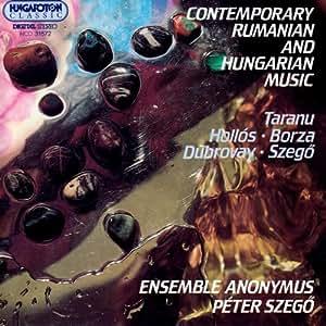 Musique contemporaine roumaine & hongroise musique contemporaine roumaine & hong