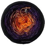 beaniemonster´s Farbverlaufsgarn Hexentanz (150g - 750m)