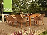 MBM Mirotex-Twist Resysta Sitzgruppe Tortuga