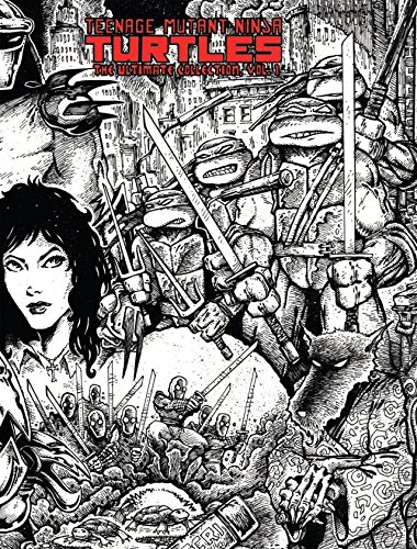 Teenage Mutant Ninja Turtles: The Ultimate B&W Collection Vol. 1 (English ()