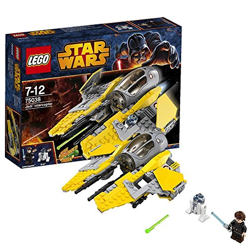 LEGO Star Wars 75038 - Jedi Interceptor (Lego Star Wars Skywalker)
