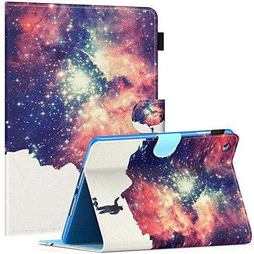 Dteck iPad Mini 4321Fall, iPad Mini Book Style Smart PU Leder Full Body Schutzhülle Cover Shell mit Auto Sleep/Wake Für Apple iPad Mini 4. 3. 2. 1th Generation Tablet 06_Painting