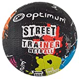 Optimum Ballon de netball Multicolore Taille 5
