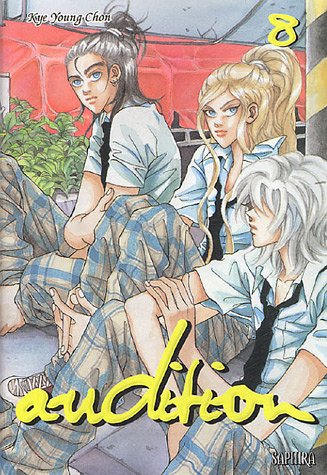 Audition, tome 8 par Young-Chon Kye
