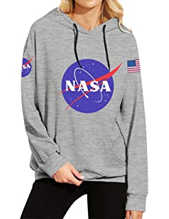 HYPSHRT Herren Sweatshirt Secret NASA SNASA C000444: Amazon