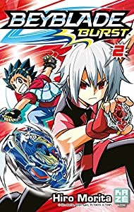 Beyblade Burst Edition simple Tome 2
