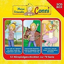 Meine Freundin Conni-3-CD Hörspielbox Vol.1
