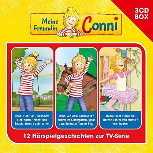 Produktbild Meine Freundin Conni-3-CD Hörspielbox Vol.1