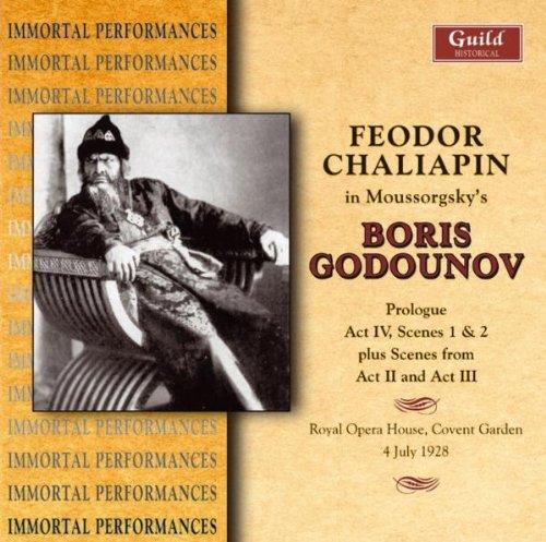 Boris Godounov-Hlts [Import anglais]
