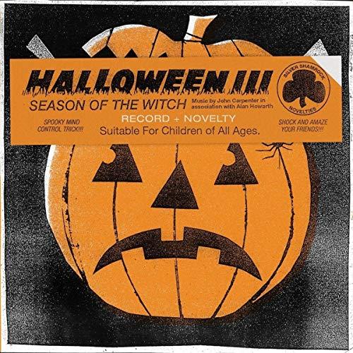Halloween III (Witch Mask Coloured 180g Vinyl Lp) [Vinyl LP] (Halloween-original Film Soundtrack)
