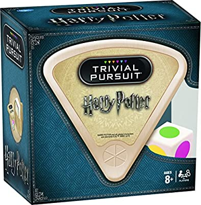Harry Potter Trivial Pursuit Jeu
