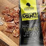 Trockenfleisch aus Pute, Jerky Pute, Turkey Jerky