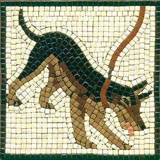 ALEA Mosaic Mosaik Bausatz, 15x15cm, Hund