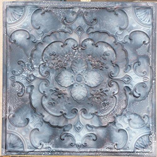 pl19sinttica-pintura-lata-arte-envejecido-3d-techo-azulejos-en-relieve-photosgraphie-fondo-decoracin