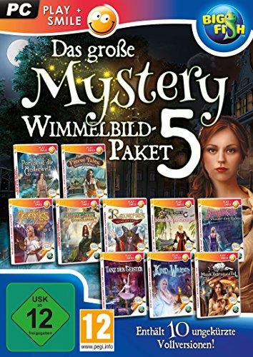 Das große Mystery Wimmelbild-Paket 5