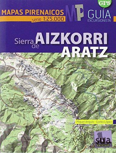 Sierra de Aizkorri Aratz (Mapas Pirenaicos) por Gorka Lopez Calleja