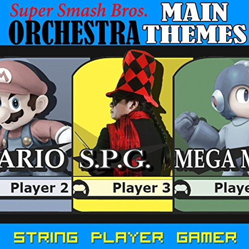 Super Smash Bros. Main Theme Orchestrated
