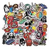 Neuleben Aufkleber Pack [150-pcs] Graffiti Sticker Decals Vinyls für Laptop, Kinder, Autos, Motorrad, Fahrrad, Skateboard Gepäck, Bumper Sticker Hippie Aufkleber Bomb wasserdicht