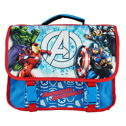 CARTABLE 38CM BLEU-AVENGERS MARVEL