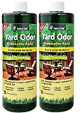 2 PACK ELIMINADOR OLORES PATIO NaturVet Olor Perro Superficies Externas 473 mL