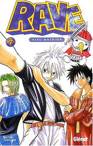 Rave Vol.7 par MASHIMA Hiro