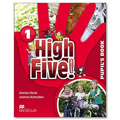 HIGH FIVE! 1 Pb Pk - 9780230463936