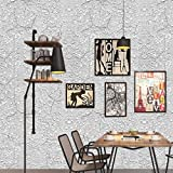 Best Design With Vinyl Decals Friend Items For Girls - TAOtTAO 40x160cm Adhesive Tile Art metope Wall Decal Review