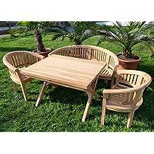 Gartenmöbel aus holz rustikal  Suchergebnis auf Amazon.de für: rustikale gartenmöbel