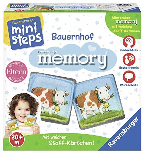 Ravensburger 04497 - Bauernhof memory