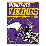 Northwest Minnesota Vikings Super Plush NFL Deck