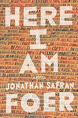 Buchseite und Rezensionen zu 'Here I Am' von Jonathan Safran Foer
