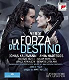 La Forza Del Destino: Bayerisches Staatsorchester (Fisch) [Blu-ray] [2016]