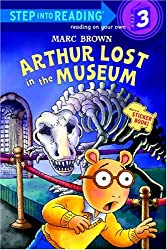 Arthur Lost in the Museum (Step into Reading)