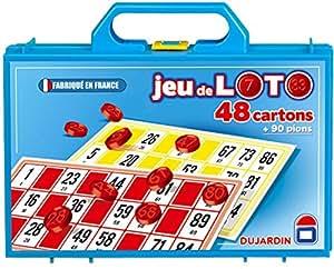 Dujardin 148 jeu de soci t grand classique loto for Dujardin jouet