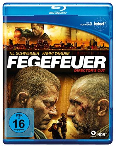 Tatort - Fegefeuer (Director's Cut) [Blu-ray]