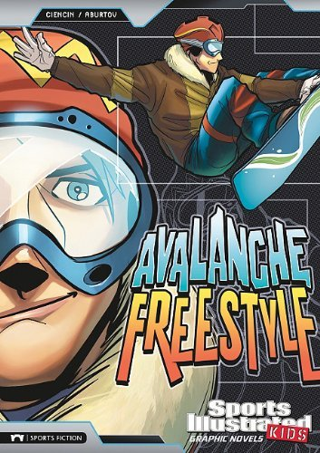 Avalanche Freestyle (Sports Illustrated Kids Graphic Novels) by Scott Ciencin (2010-08-01)