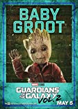 GUARDIANS OF THE GALAXY 2 – Groot - US Movie Wall Poster Print - 30CM X 43CM Brand New