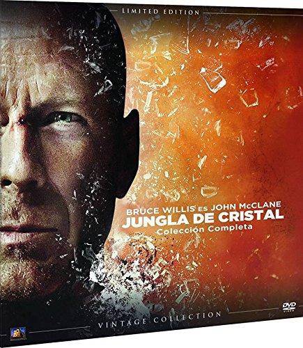 Jungla De Cristal Colección Completa Vintage 1-5