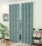 #9: Jute Curtains - Eyelet Jute Window Door Curtain