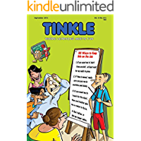 Tinkle Magazine 613